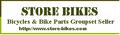 Store Bikes: Seller of: frameset, mountain 2012, road bike 2012, track 2012, triathlon 2012, bike parts groupset, wheels, fork.