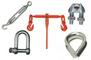 Qingdao Haidi Hardware Corp., Limited: Seller of: rigging hardware, building materials, rigging iterms, hardware products, shackle, turnbuckle, fasteners.