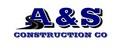 A&S Construction Company: Seller of: caterpillar, komatsu, heavy equipment, earthmoving, paving, concrete, asphalt, aggregate, crushing.