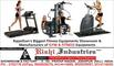 Rishi Industries: Seller of: biceps curl, cross over, latpull down, leg curlleg extention, multi 16 station gym, multi 5 station gym, multi 9 station gym, pec dec fly, treadmill.