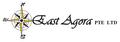 East Agora Pte Ltd: Seller of: 100% cotton yarn, spun poly, tc cvc, sewing thread, dty.