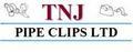 TNJ Pipe Clips Ltd: Regular Seller, Supplier of: pipe clips, pipe brackets, pipe fixings, munsen rings, screw on brackets, backplates, single rings, school board clips, skirting board clips.