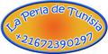 La Perla de Tunisia: Seller of: dates, strawberry, tomato, potatoes, onion, lemon, fennel, peach, orange.