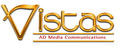 Vistas Ad Media Communications Pvt Ltd: Seller of: web design, web development, ecommerce development, brochure design, logo design, content development, seo services, smo services, cms web design. Buyer of: web designers, web services, ecommerce developers, logo design services, brcogure design company, seo company, smo company, ecommerce design, web design company.