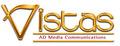 Vistas Ad Media Communications Pvt Ltd: Seller of: web design, web development, ecommerce development, brochure design, logo design, content development, seo services, smo services, cms web design. Buyer of: web designers, web services, ecommerce developers, logo design services, brcogure design company, seo company, smo company, ecommerce design, web design company.