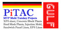 Pitac Gulf (FZC): Seller of: xps insulating sheet line, concrete block factory, eps plants, reinforcing - rebar - cut and bend, steel mesh factory, sandwich panel factory, pipe and profile extrusion, injection molding, washing and recycling pe.