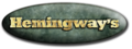 HEMINGWAY'S: Seller of: furled leader, dubbing, fly tying materials, wallet, strike indicator, lanyard, tippet, bimini tippet, fly fishing leader.
