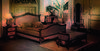 Bedroom furniture, wood&rattan furniture, rattan furniture