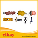 Replacement Parts for Atlas Copco Bvb 25 Wagon Drill