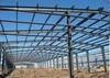 Light steel structure warehouse, steel godown, steel frame workshop