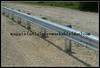 Crash barrier, traffic barrier, guardrail