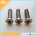 High quality and best price pure and alloy titanium screws and bolts