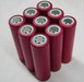 3.7v Lithium Battery 18650 Battery According To IEC62133