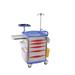 Hospital trolley Anesthesia trolley emergency trolley