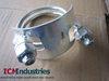 Camlock coupling/Air hose couplings Us type/Tiger spiral hose clamp