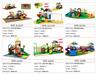 Outdoor playground for children