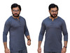 Kingly Full Sleeve Henley T-Shirt