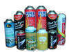Aerosol can (necked-in)
