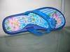 Assorted printing Crystal Sandals