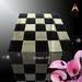 Wall Mosaic-Mirror Glass Mosaic-XN460-P7