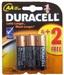 1.5V Alkaline Duracell AA Batteries