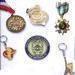 Badge Lapel pins medal coin football team badge
