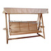 Palma Teak Outdoor Swing Bench
