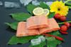 Frozen squid tubes, monk fish, pollock, cod, red fish, salmon