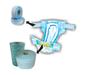 SAP airlaid paper for sanitary napkins