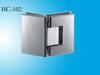 High quality brass glass hinge/shower hinge