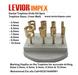 Dental Universal Differential Torque Ratchet 10-40 Ncm 6.35mm