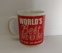 11OZ ceramic coffee mug with decal printing