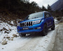 Lhd Gasoline Fuel SUV Car with 7 Seats Capacity mountains, deserts, Go
