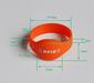 RFID silicone wristband tag