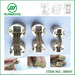 Manufacture and supply solid brass hinges for cigar box or cabinet