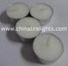 Tealight Candles White Unscented Long Burning Hour-ChinaTealights