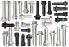 Cold forging various industry fasteners