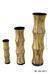 Bamboo Knot Vase set 3 - BL 301.64.3