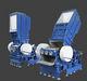 Heavy duty central plastic granulator SM series
