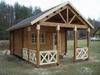 Wooden prefabricated houses