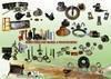 Massey Ferguson Tracto Spare Parts