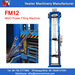 Powder filling machine for high density tubular heaters