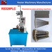 Powder filling machine for high density tubular heaters
