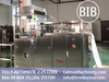 Fully-automatic BiB Coolant Motor Oil Filler Bag in Box Filling System