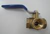Brass threaded ball valves