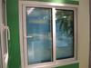 Pvc window