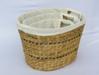 Water hyacinth Basket set of 3