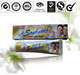 160G Purple Transparent Toothpaste with Flower Smell