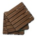 Vietnam Wood Interlocking deck tile / outdoor furniture for garden