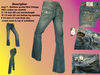 Leather & jeans Garments & Sports goods